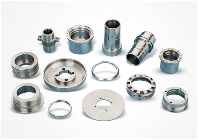 Customized Metal Machined Precision Parts Manufacturers