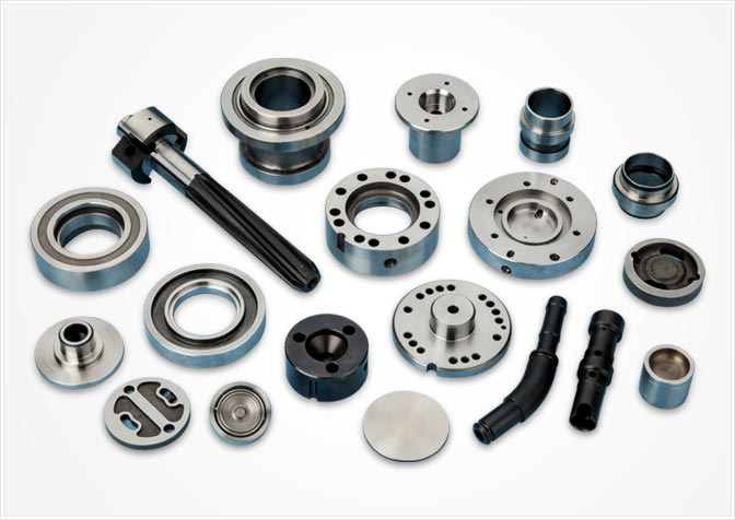 CNC turned precision parts Manufacturers